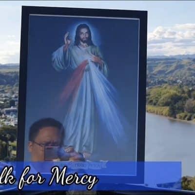 Whanganui walk for mercy